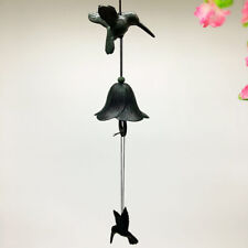 Japanese Traditional Retro Hummingbird Wind Chime Bell Yard Home Garden Decor