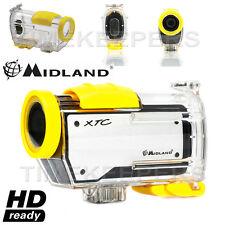 Midland xtc260 preparado para Hd A Prueba De Agua Digital Video Cámara de acción de la videocámara