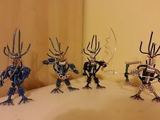 unique custom handmade wire action figures great gift superhero birthday present