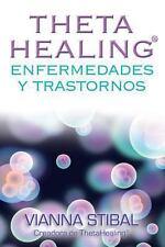 Thetahealing Enfermedades y Trastornos by Vianna Stibal (2013, Paperback)