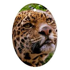 JAGUAR BIG CAT ZOO CHRISTMAS ORNAMENT GREAT GIFT O68