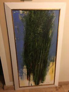 Antonio Pedretti dipinto ad olio