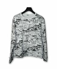 KENZO Scribble White Thermal Shirt