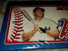 MICKEY MANTLE on COVER NEW in BOX 2006 TOPPS SEALED COMPLETE 659 CARD SET TARGET