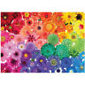 1000 Piece For Adults Colorful Flowers Jigsaw Kids Education Children Puzzles