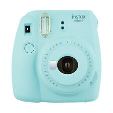 Fuji Instax Mini 9 Fujifilm Instant Film Camera Ice Blue