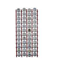 Golf Ball & Ball Marker Display Rack. Made in USA Shelf Case Modular