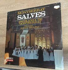 LP Escolania de Montserrat Salves Chorale Boys Choir *