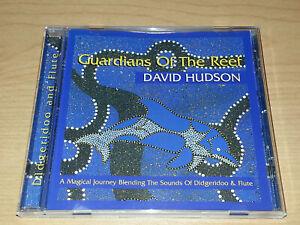 DAVID HUDSON GUARDIANS OF THE REEF CD.