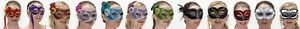 Masquerade Masks  MAGNIFICENT LOOKS, CHEAP WITH FREE FREIGHT......