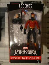 Marvel Legends Speed Demon figure with Silvermane Head