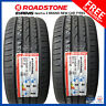 2X New 225 40 18 ROADSTONE SP04 92Y XL 225/40R18 2254018 *C/C RATED* (MID RANGE)