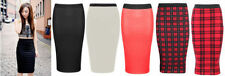 Viscose Straight, Pencil Regular Casual Skirts for Women