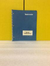 Tektronix 070 6888 00 Tm 503a Power Module Instruction Manual