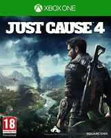 Just Cause 4 Xbox One New and Sealed