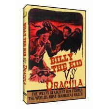 Billy the Kid Vs. Dracula (DVD, 2006)-horror-gunfighter-john carradine-beaudine