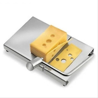 Creative Cheese Slicer Cheese Cutter Stainless Steel Home Kitchen Cutting Tool
