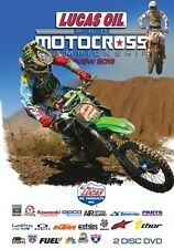AMA Pro Racing Motocross Championship - Official review 2013 (New 2 DVD set)