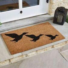 Hooters Owl DeCoir Brush Coir Doormat 75 X 45cm Coconut Door Mat