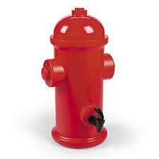 Fire Hydrant Drink DISPENSER Fire Depart FIREMAN FIREMEN PARTY decoration