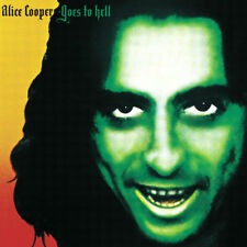 Alice Cooper - Goes To Hell COLOURED vinyl LP IN STOCK NEW/SEALED