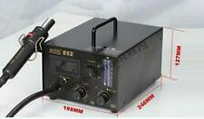 110V AOYUE 852 Desoldering Station SMD Rework Station with Hot Air Gun