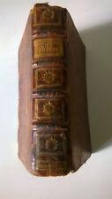 Coutumes du comté et pays du Poitou. chez Faulcon l'Aîné, 1772 (plein cuir)