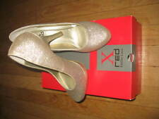 Ladies New Trainers Shoes Rose Gold Lace Up RRP £35 Emilio Luca Size 3