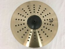 "Sabian AAX 18"" Aero Crash Cymbal/New with Warranty"