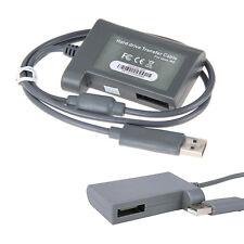 Hard Drive HD Transfer Data USB Cable Cord Lead for Microsoft Xbox 360 Console