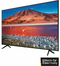 GU55TU7079UXZG Nachtschwarz 55 Zoll 4K UHD Smart TV WLAN Bluetooth