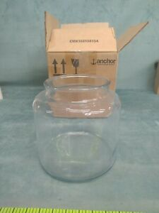 Anchor Hocking Jar Glass Container Storage 1.5 Gallon wide mouth large pantry