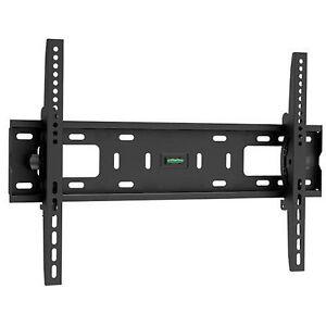 TILT TV WALL BRACKET MOUNT SLIM FOR 26 30 32 40 42 50 63 INCH 3D LCD LED PLASMA
