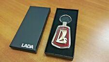 Metal keychain emblem ornament souvenir LADA 2101 avtoexport. Schlüsselanhänger