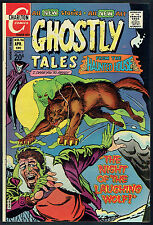 GHOSTLY TALES  94  NM-/9.2  -  Steve Ditko cover and art!