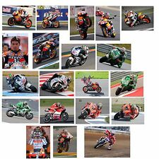 Nicky Hayden - Repsol Honda - A4/A3 Photo Print Selection #2 - Choice of 20