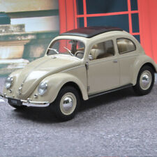 Volkswagen Beetle 1950 Vintage Car WELLY 1:18 Scale Diecast Model Car Toys Gift