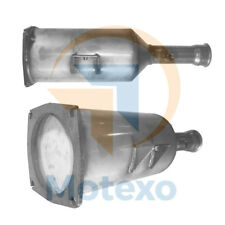 DPF Peugeot 807 2.0HDI (DW12TED4 de contr. No 09801) 9/03 - (euro 3-4 DPF seulement