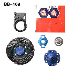 Beyblade Metal Fusion 4D L-DRAGO DESTROY With Bag Kids Game Funny Toys Child