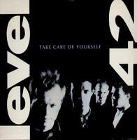 """LEVEL 42 Take Care Of Yourself  12"""" Ps, 3 Tracks, Extended Version/Silence-Live/"""