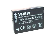Akku für PANASONIC Lumix DMC-TZ31 Batterie Accu