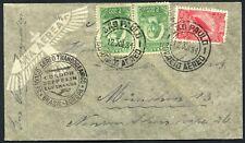 Zeppelinpost Dt. Reich Brief 1934, gut erhalten (86)