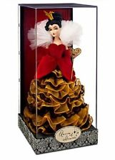 DISNEY QUEEN OF HEARTS DESIGNER DOLL LIMITED EDITION--NEW