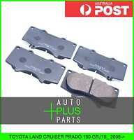 Front Disc Brake Pads TP by Bendix DB1372TP for Toyota Town Ace SBV Tarago Spaci