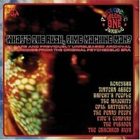 Psychedelic Jumble Vol. 1 CD (2007) Value Guaranteed from eBay's biggest seller!