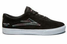 Lakai Skateboard Shoes The Flare Sheffield Black Suede