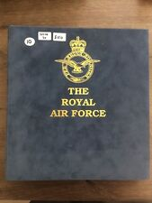 "Complete Set Of 30 ""The Royal Air Force 75th Anniversary"" Signed Covers (10)"