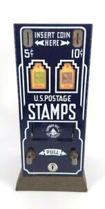 Shipman 5 &10 cent Stamp Vending Machine1950's Vintage Collectible