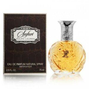 ORIGINAL Safari Perfume for women by Ralph Lauren 2.5 oz EDP Sp NIB