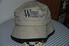 Tan Wings Financial Sun Hat -- Outdoors